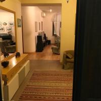 Apartment on Frunzenskaya 24/1