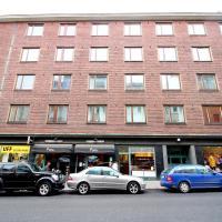 Studio apartment in Helsinki, Fredrikinkatu 36 B (ID 7372)