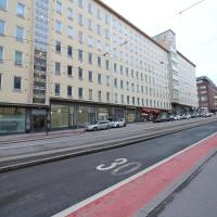 Stylish and spacious Superior-level one-bedroom apartment near Helsinki city center (ID 7442)