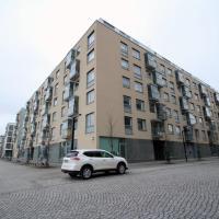 Cozy and stylish studio apartment in Jätkäsaari, Helsinki (ID 7465)