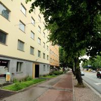 Studio apartment in Helsinki, Mannerheimintie 67 (ID 75)
