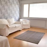 One bedroom apartment in Vaasa, Pitkäkatu 44 (ID 8266)