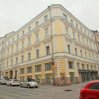 Compact, well-furnished studio apartment with excellent location near Helsinki city center (ID 8595)