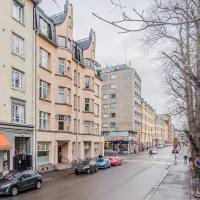 Stylish, Premium-level penthouse apartment with excellent location in Kamppi, Helsinki (ID 8806)