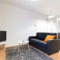 Top floor studio apartment in Center of Lappeenranta (ID 8821)