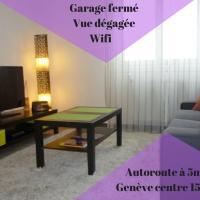 Appartement aux portes de Genève.