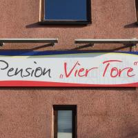 Pension ,,Vier Tore''
