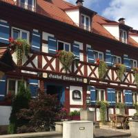 Gästehaus-Gasthof Bub