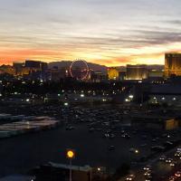 LUXURY 2BR 2BA w/Panoramic STRIP + CITY Views next to Convention Center!