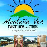 San Juan surfing transient cottages- Montaña Ver