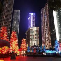 Tripfort Homestay@I-City - The City of Light