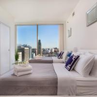City-View Penthouse