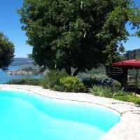 Villa Con Bella Piscina Vista Lago