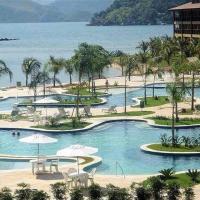 Apto dentro de Resort com vista para o mar