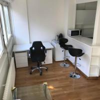 Studio Flat Cornavin Lac Genève