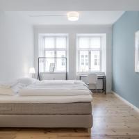 Spacious apartments in Copenhagen centre