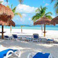 Cancun Beach Condo w/breakfast