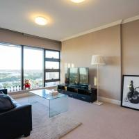 Olympic Park 5 Star Apt With Great View&Car Space!