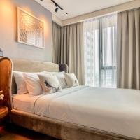 Luxury Stylish 1 Bedroom Sukhumvit 24 (Phrom Phong BTS)