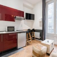 Appartement Balay - Saint Etienne City Room