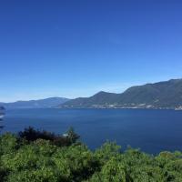 Moderne Ferienwohnung mit Traumseeblick Lago Maggiore