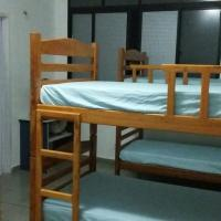 Hostel e República Dumont