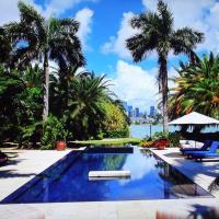 OceanView Villa On Palm Island