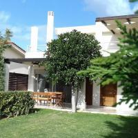 Luxurious vacation villa at Lechaion Korinthias