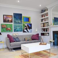Modern and Spacious Belsize Park Apartment