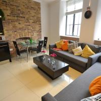 Luxury 2 bed apartment @ Liverpool Street and Brick Lane up to 8 guest.