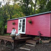 Borthwickbrae Shepherd's Hut