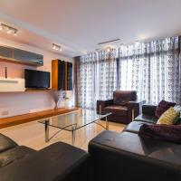 Luxurious, Fully Air-Conditionned, Sea-Side 3 bedroom Apartment (5th Floor)