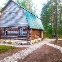 Дом для охоты и рыбалки