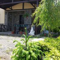 Duplex Villa with Sea View & Fireplace in Ayvali Village