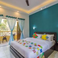 Luxurious Studio Calangute with Pool