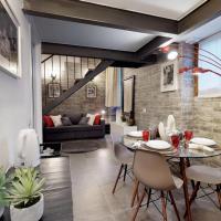 Design Apartment in the City Center