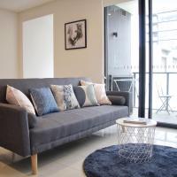Chic & Cozy 2 Bedroom Apartment @Zetland