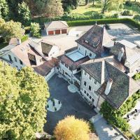 3BD Famous Unique Villa in Montreux