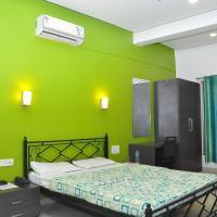 JK Rooms 123 Hotel OrangeLeaf