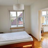 Two Rooms Apartment, Spacious and Bright