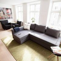 100 sqm of cosiness in the most central Cph