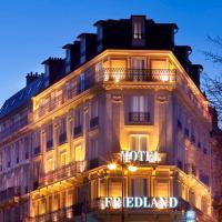 Hotel Champs Elysées Friedland