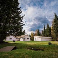 Battle Mountain House