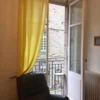 The Little Balcony