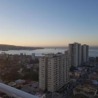 Departamento amoblado en Valparaíso