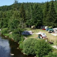 Camping Eco-responsable du Pont de Braye