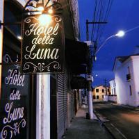 Hotel Della Luna (antigo portas da Amazônia)