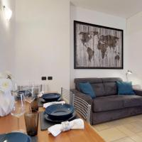 Apartment with private garden near San Siro Stadium
