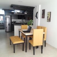 Lindo apartamento amoblado