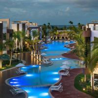 Blue Beach Punta Cana B103, BeachFront Community! Free WiFi